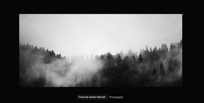 portfolio Francois-Xavier Marciat