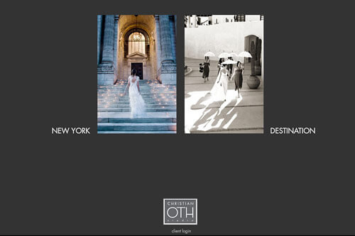 Great Photographer Portfolio Websites for Inspiration