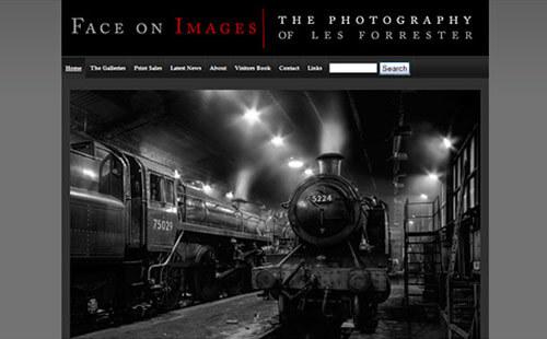 Great Photographer Portfolio Websites for Inspiration