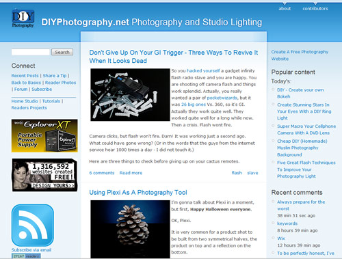 Sites That Will Improve your Photography