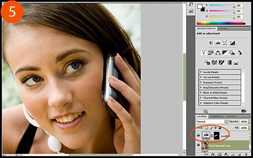 Eye Editing in Photoshop