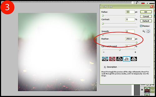 Lens Vignette in Photoshop