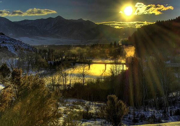 Sunrise Photography