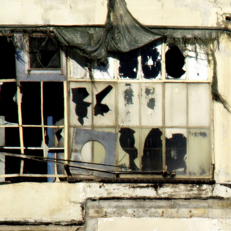 urban decay broken glass