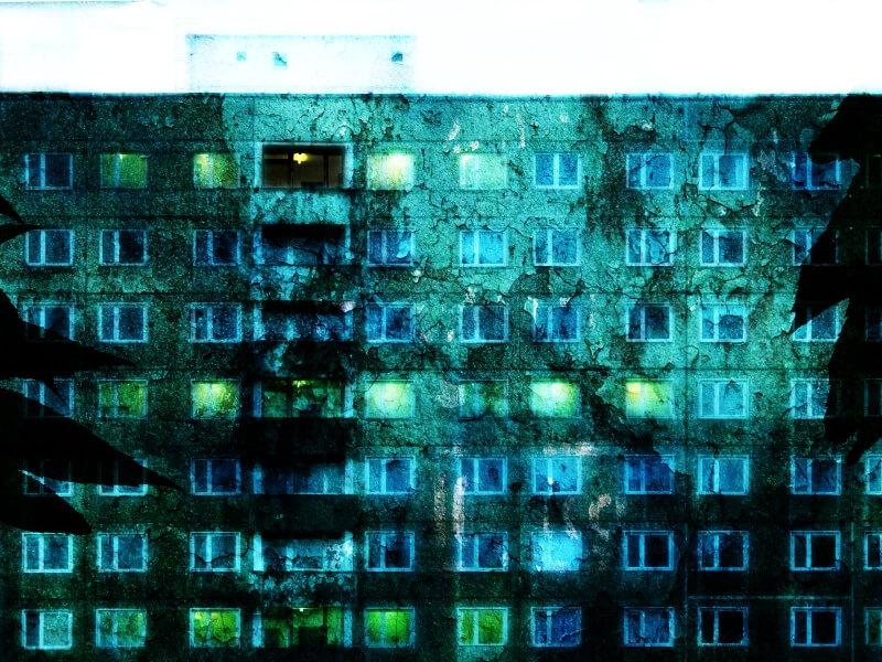 urban decay architecture