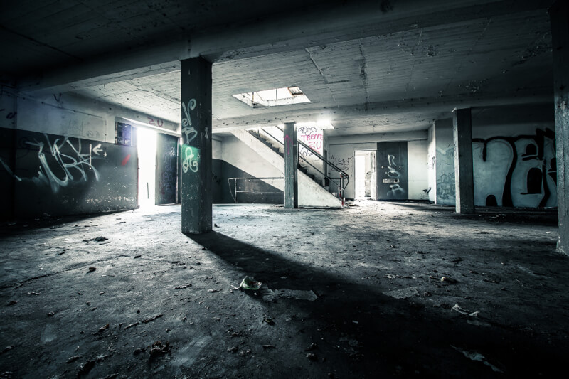 urban decay in germany