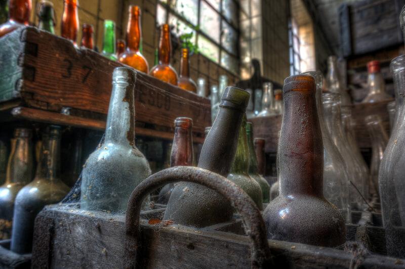 urban decay Abandoned Distillery