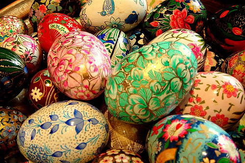 Easter Egg Photography
