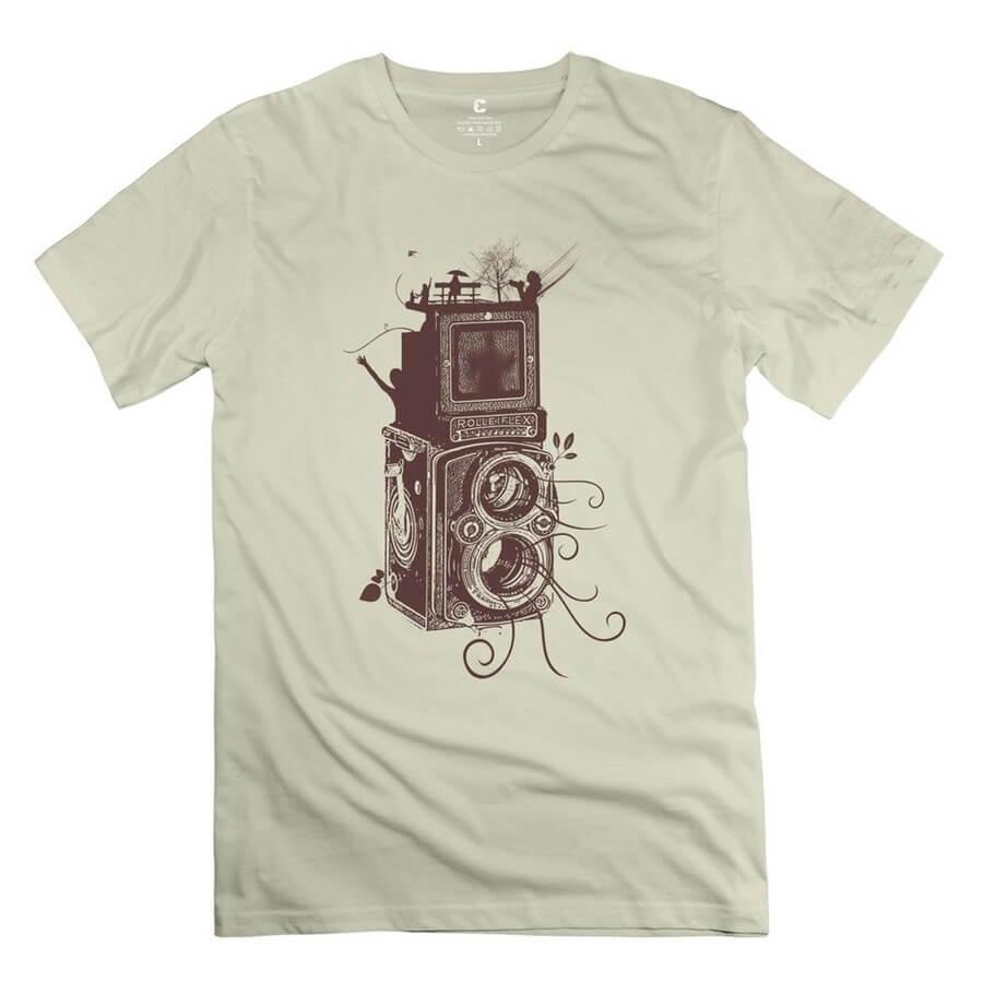 Camera Shirt Design