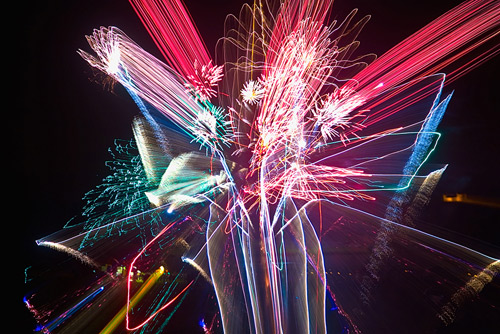 brilliant examples of fireworks photography