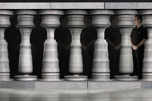 Optical Illusion Photography
