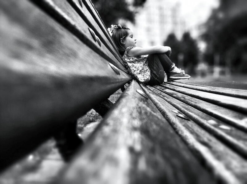 bokeh bench