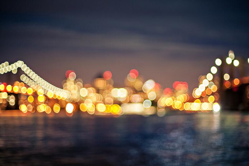 bokeh new york city & 40 Beautiful Examples of Bokeh Photography azcodes.com