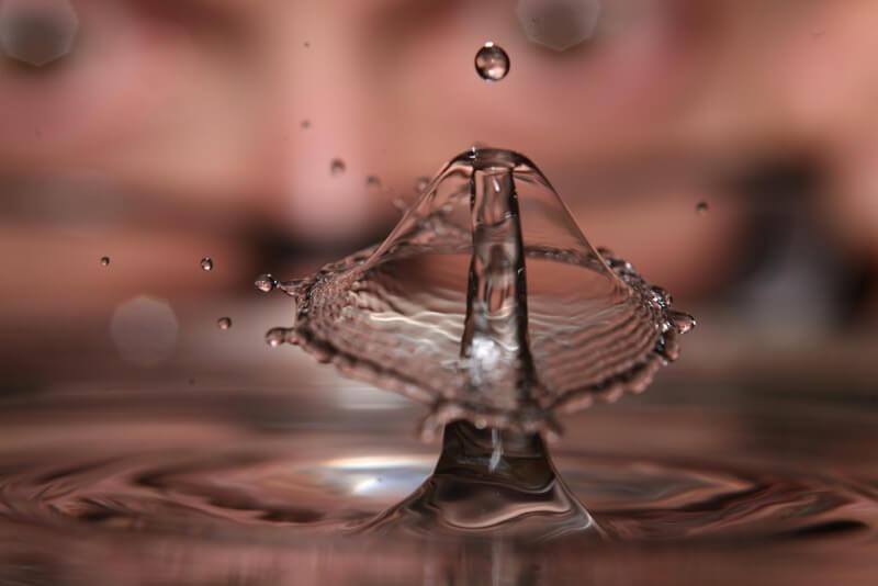 LASZLO ILYES - When Water Drops Collide