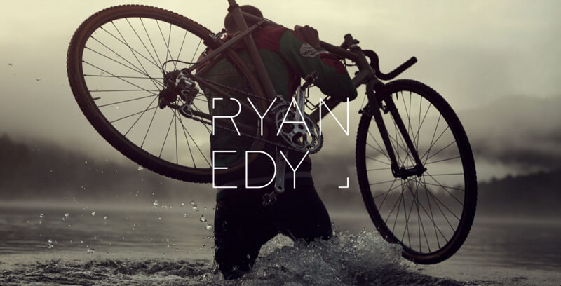 photographer portfolio website ryan edy
