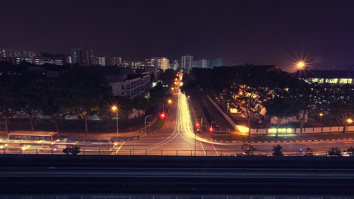 City Lights & 40 Intriguing Examples of City Light Photography azcodes.com