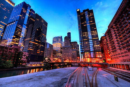40 Intriguing Examples Of City Light Photography