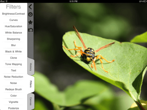iPad Apps for Photographers - FireStorm-Pros