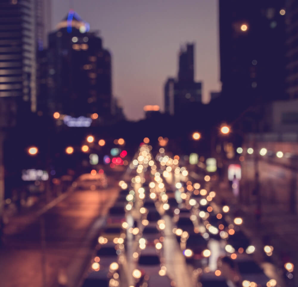 Jette Baltzer - Bangkok by night