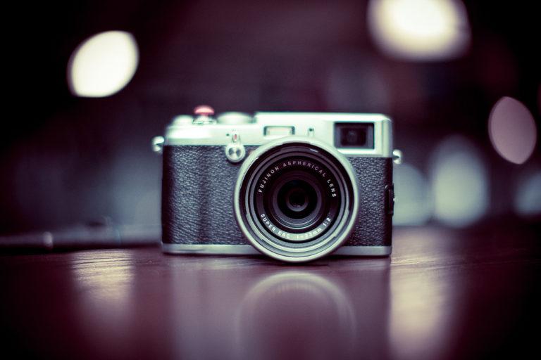 {Flixelpix} David - Camera