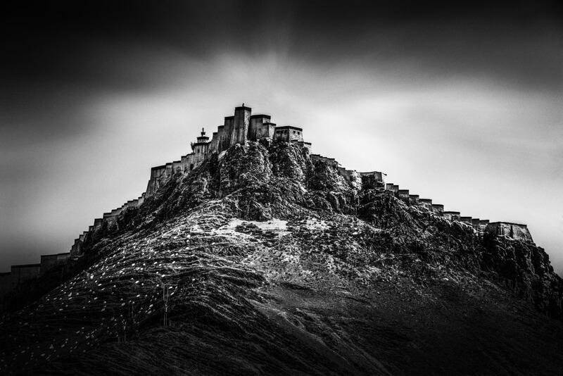 mountain tibet