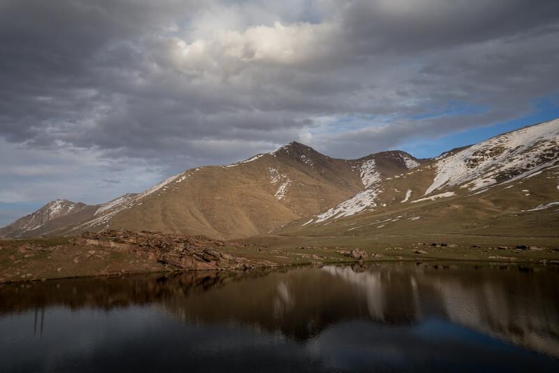 mountains morocco