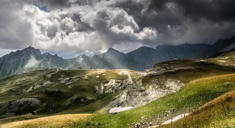 mountains macedonia