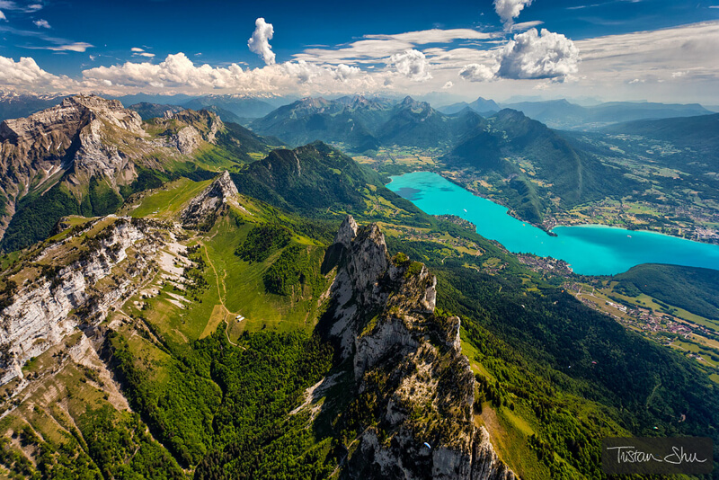 mountains france