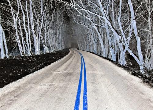 Snowy-Road---C