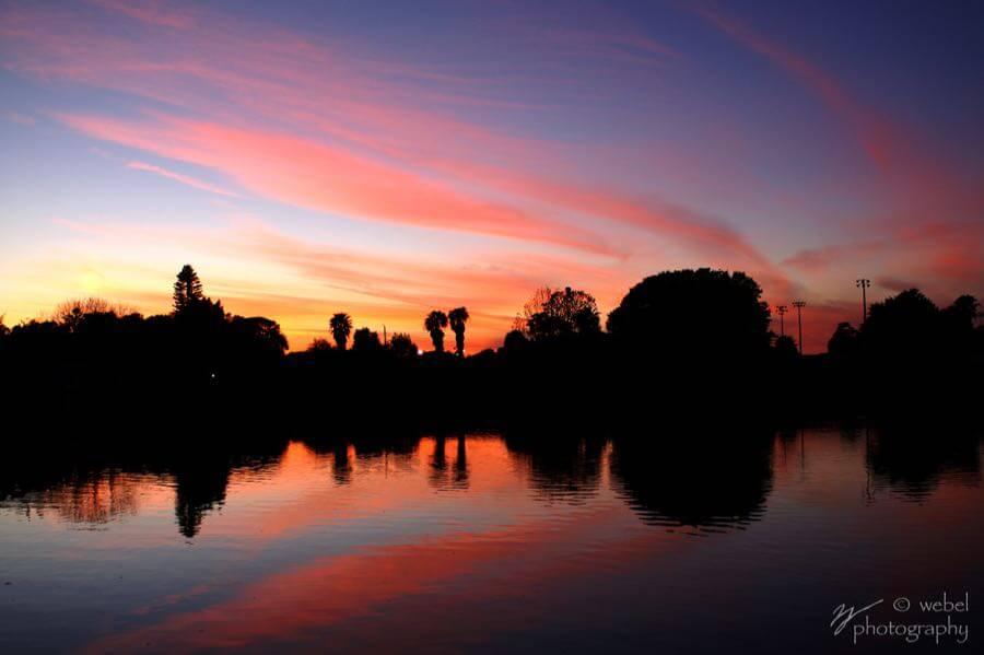 Steve Webel - Sunset in Florida