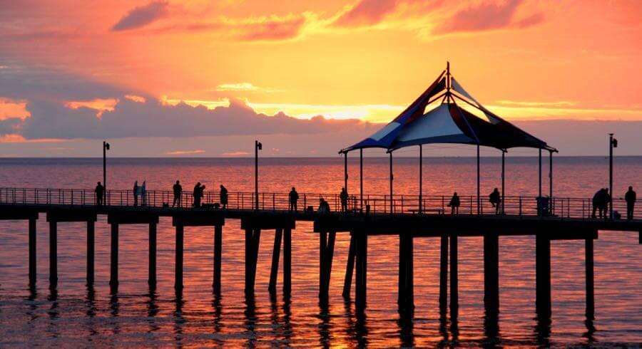 Les Haines - Noarlungha Pier Adelaide