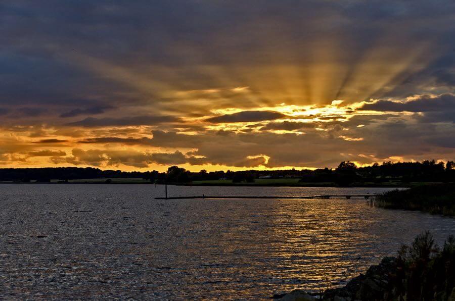 Flemming christiansen - Sunset