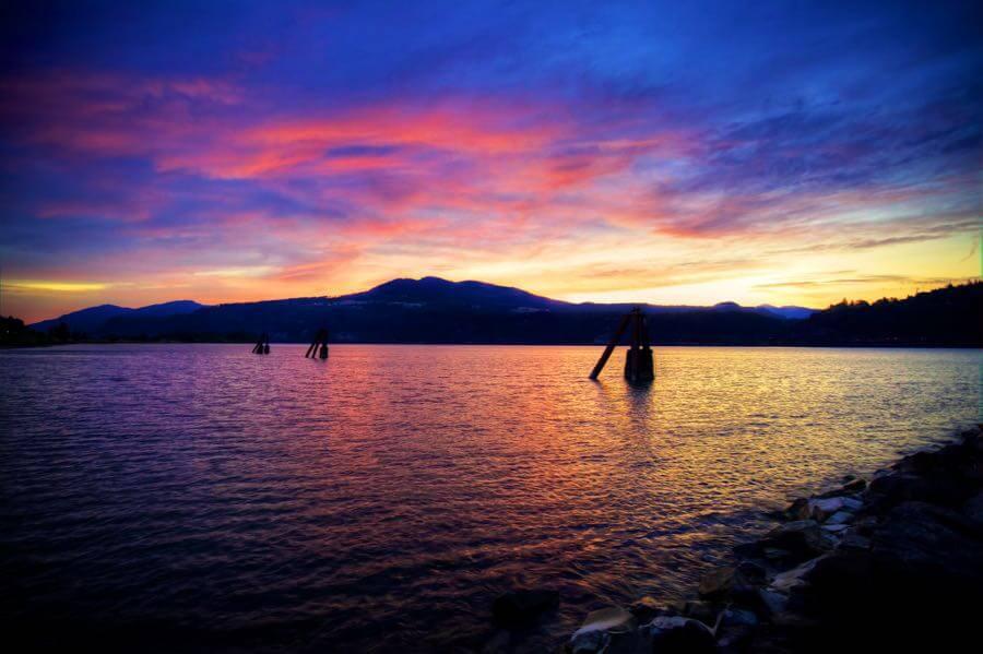 Zach Dischner - Sunset on the Gorge