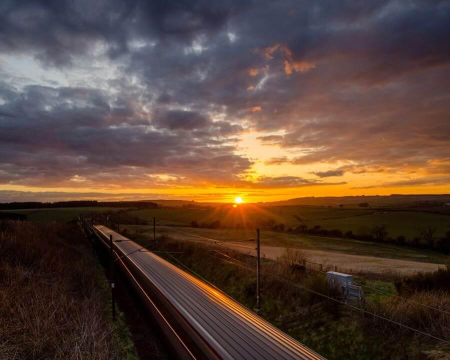 Jonathan Combe - Sunset Express II