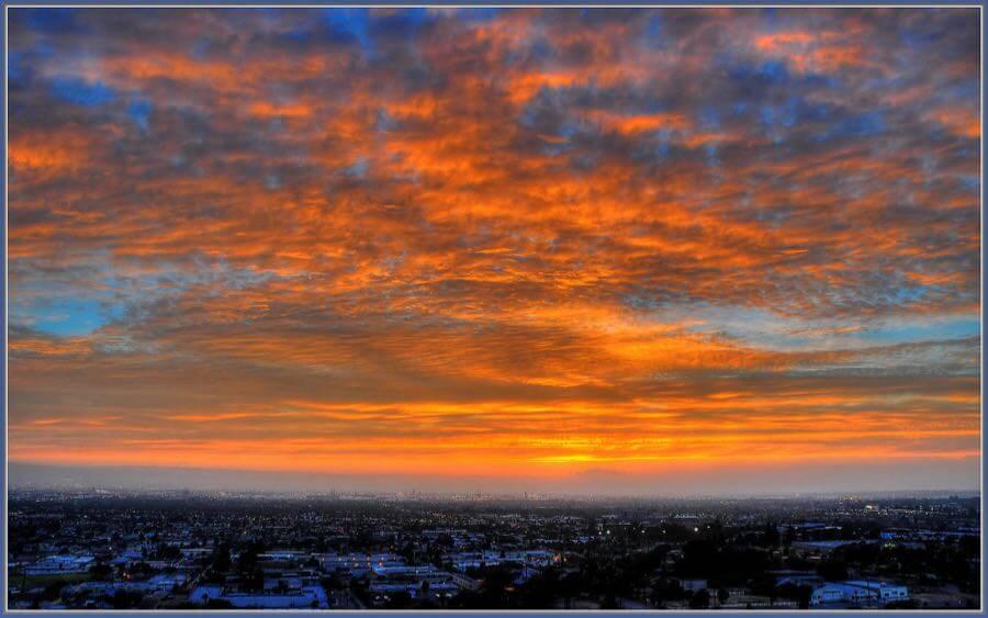 tdlucas5000 - Signal Hill Sunset