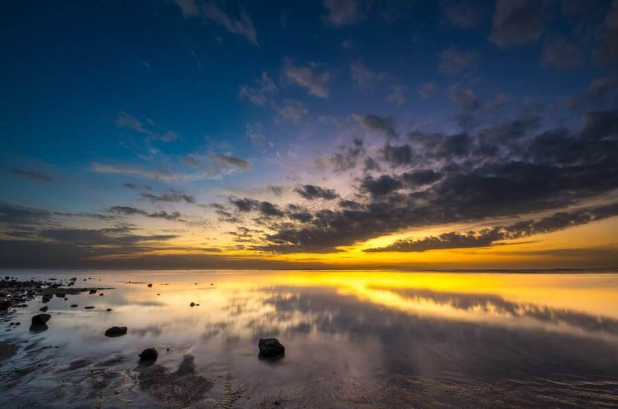 Kai Lehmann - sunset XII (Bali)