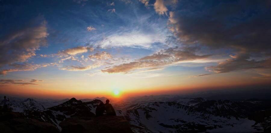 Zach Dischner - Sunset Watching