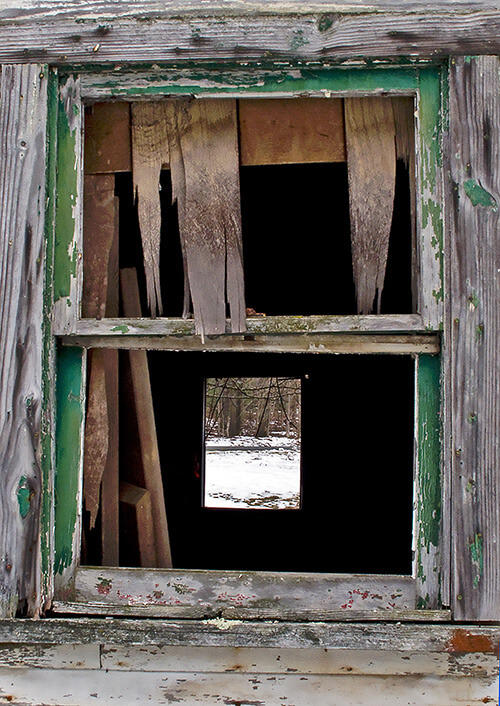 Window-Through-Window
