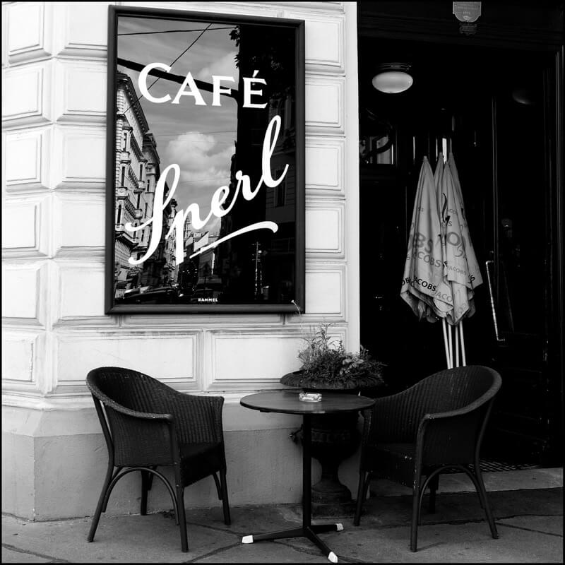 Thomas Lieser - Cafe Sperl