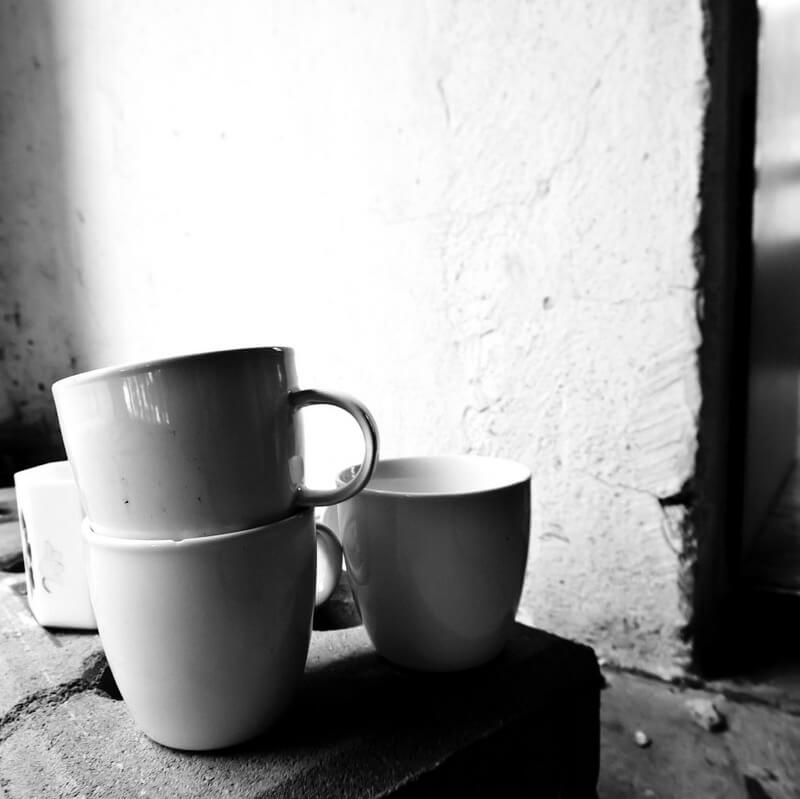 Thomas Lieser - time for a coffee break