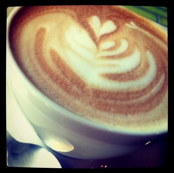 Yvette van Teeffelen - Best cappuccino in town
