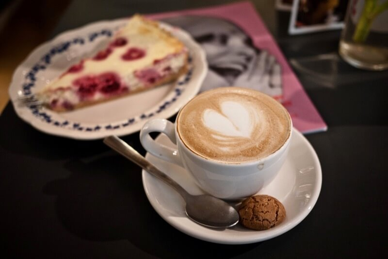 Laurent PIRAM - Café