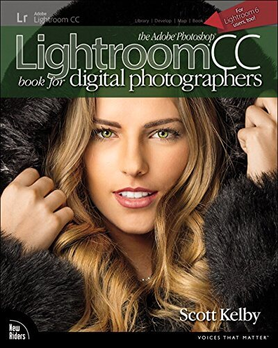 lightroom cc book
