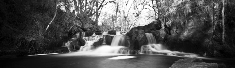 Mick C - Hareshaw Linn Low Falls