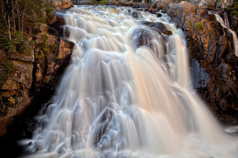 Nicolas Raymond - Chutes du Diable Waterfall