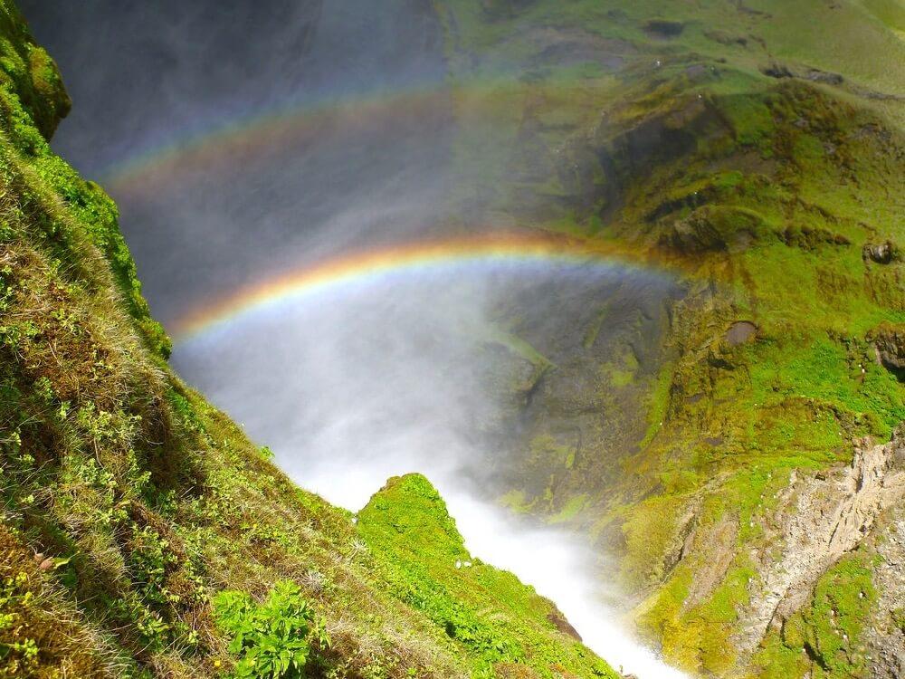 Rick McCharles - Double Rainbow Iceland