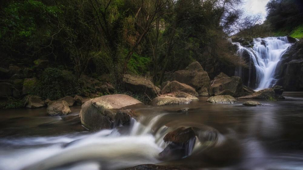 Joao Santos - Anços waterfall, in Sintra, Portugal