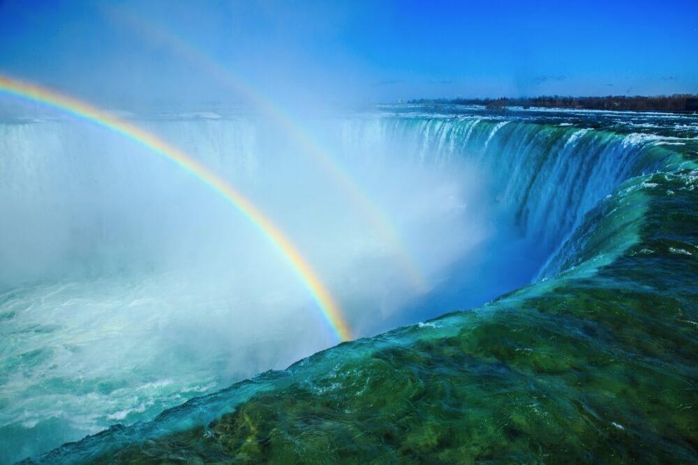 Murray Foubister - Niagra Falls