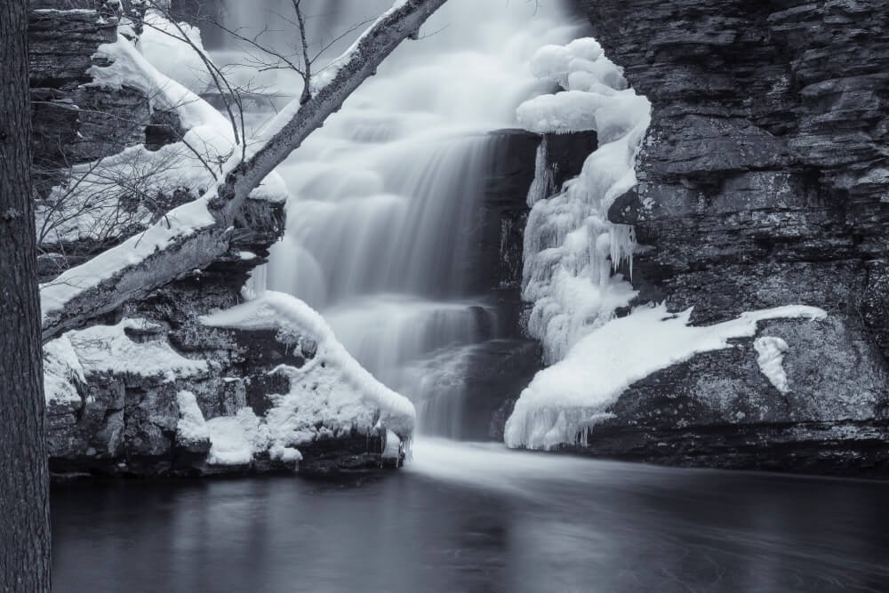 William Doyle - Deer Leap Falls