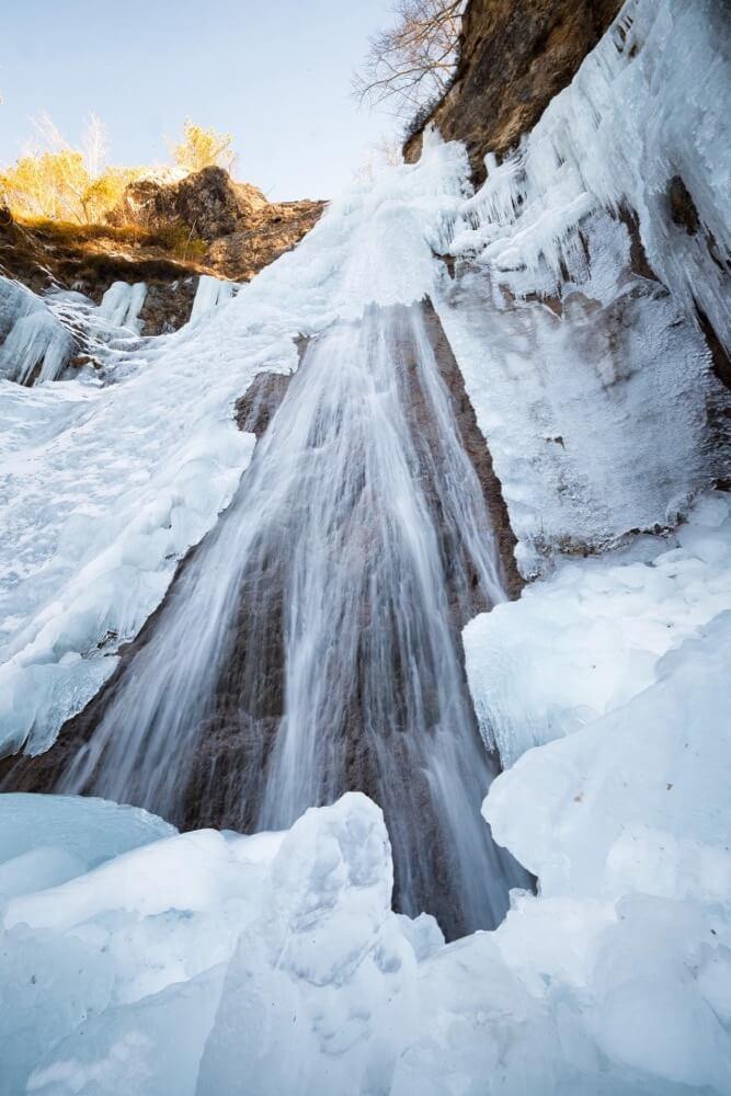 Davide Gabino - Frozen Cascade